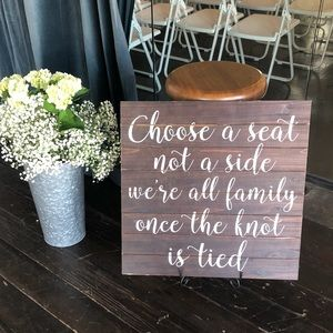 Other - Wedding sign